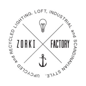 Lampy Loft Oświetlenie Industrialne, Mapy Plakaty Styl Skandynawski – Zorki Factory