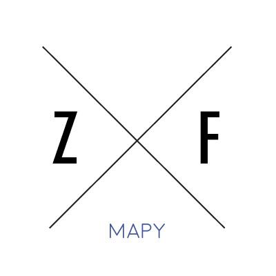 Mapzorki - Postery Mapy