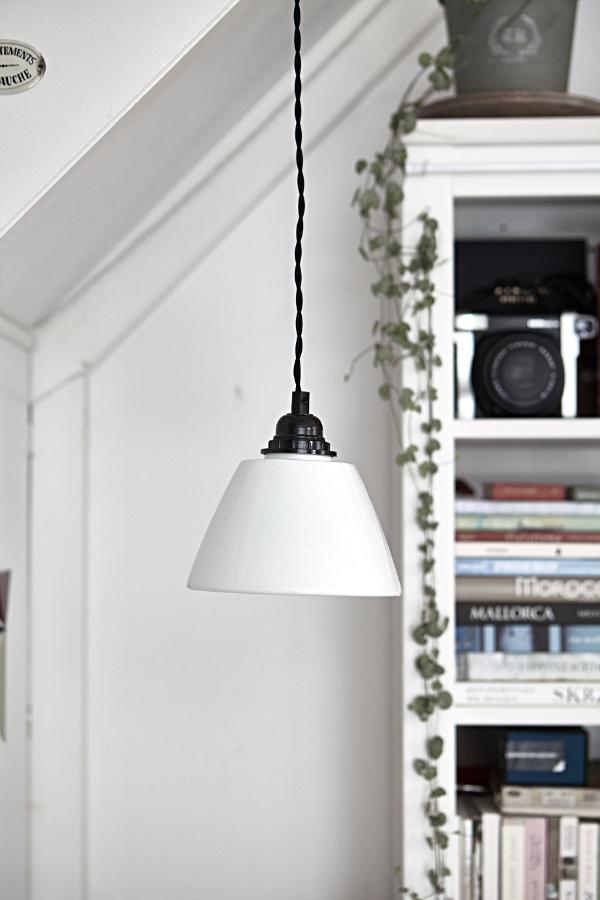 Lampa Industrialna Loft Heavy Steel White 910 Lampy Loft
